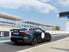 Jaguar F-Type Project 7 e D-Type - Le Mans Classic