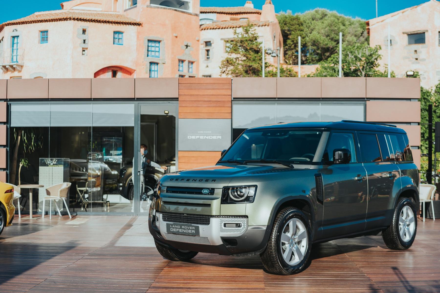 Jaguar Land Rover e Ferretti Group