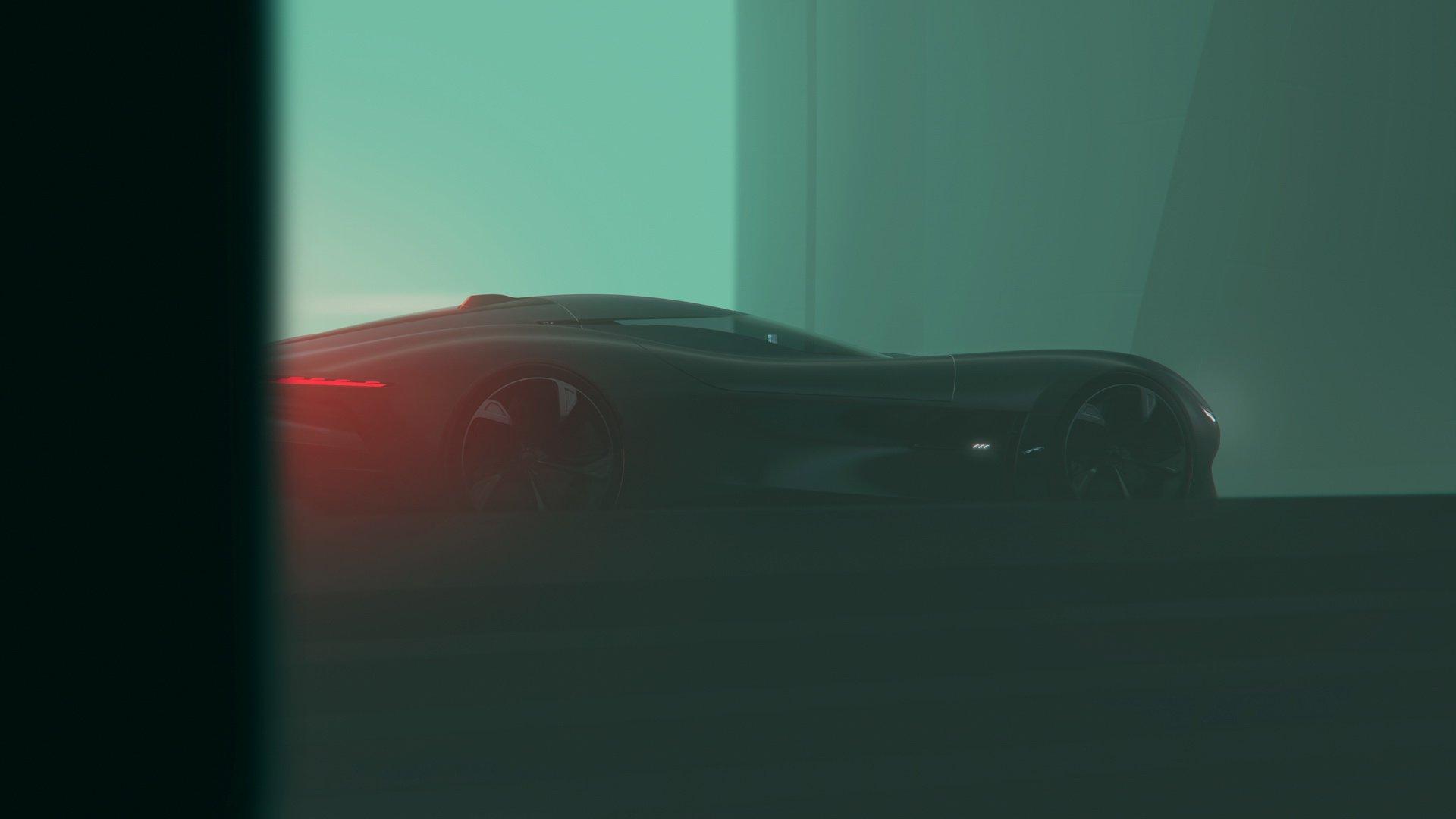 Jaguar Vision Gran Turismo Coupe