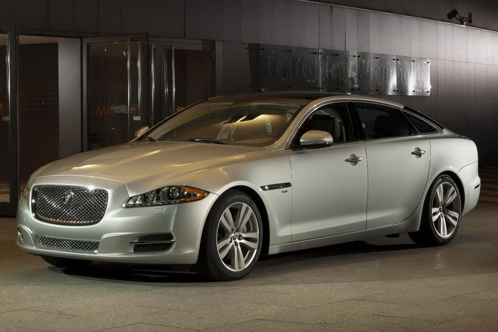 Jaguar XJ Model Year 2013