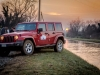 Jeep al raduno internazionale 4x4  - Gradisca 2016