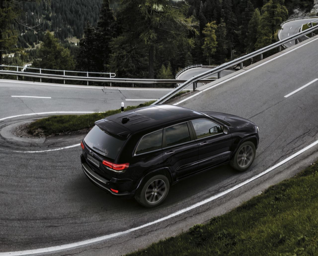 Jeep al Salone di Ginevra 2018