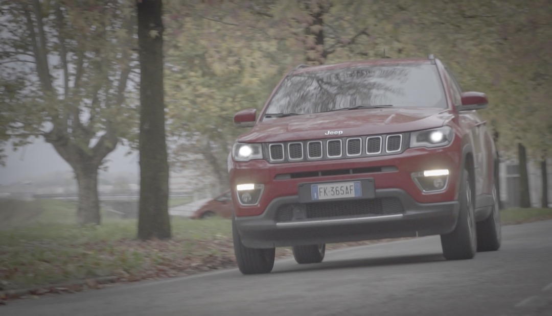 Jeep Compass LIMITED 4X4 _ 2018