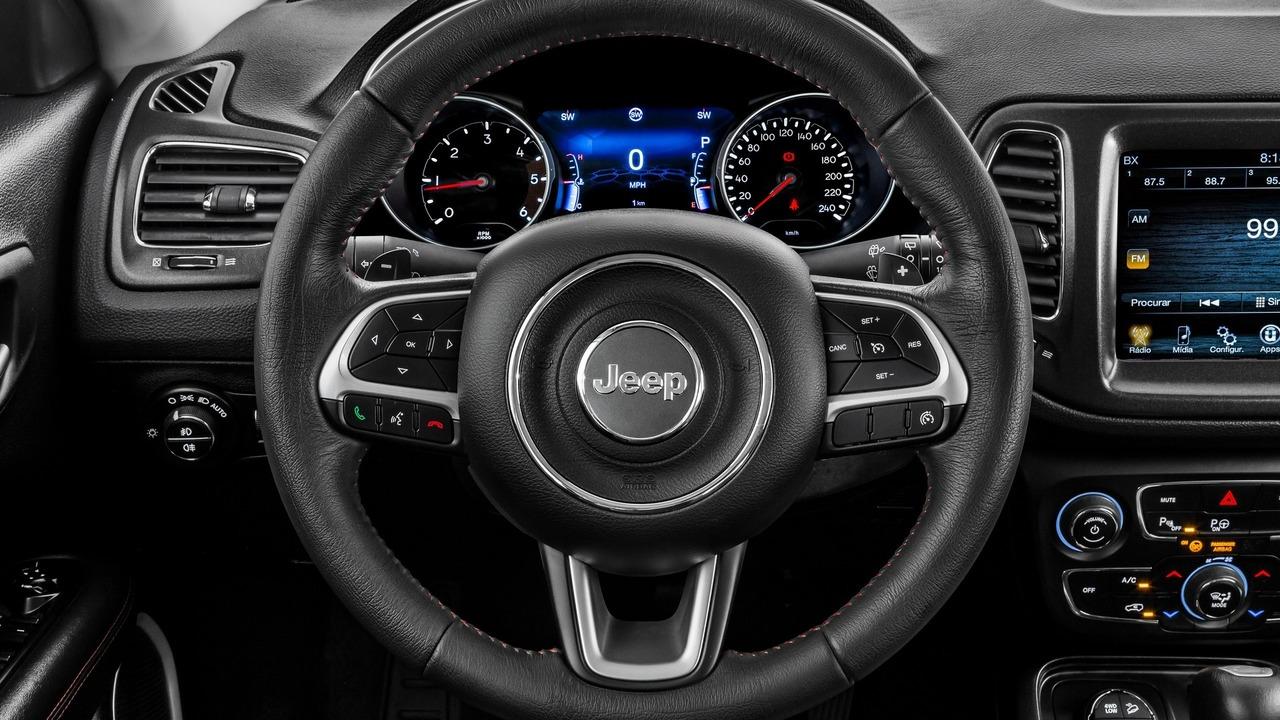 Jeep Compass MY 2017