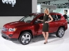 Jeep Compass restyling NAIAS