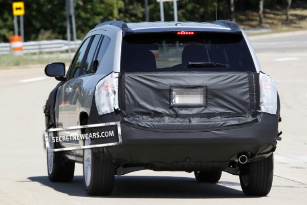 Jeep Compass restyling spy