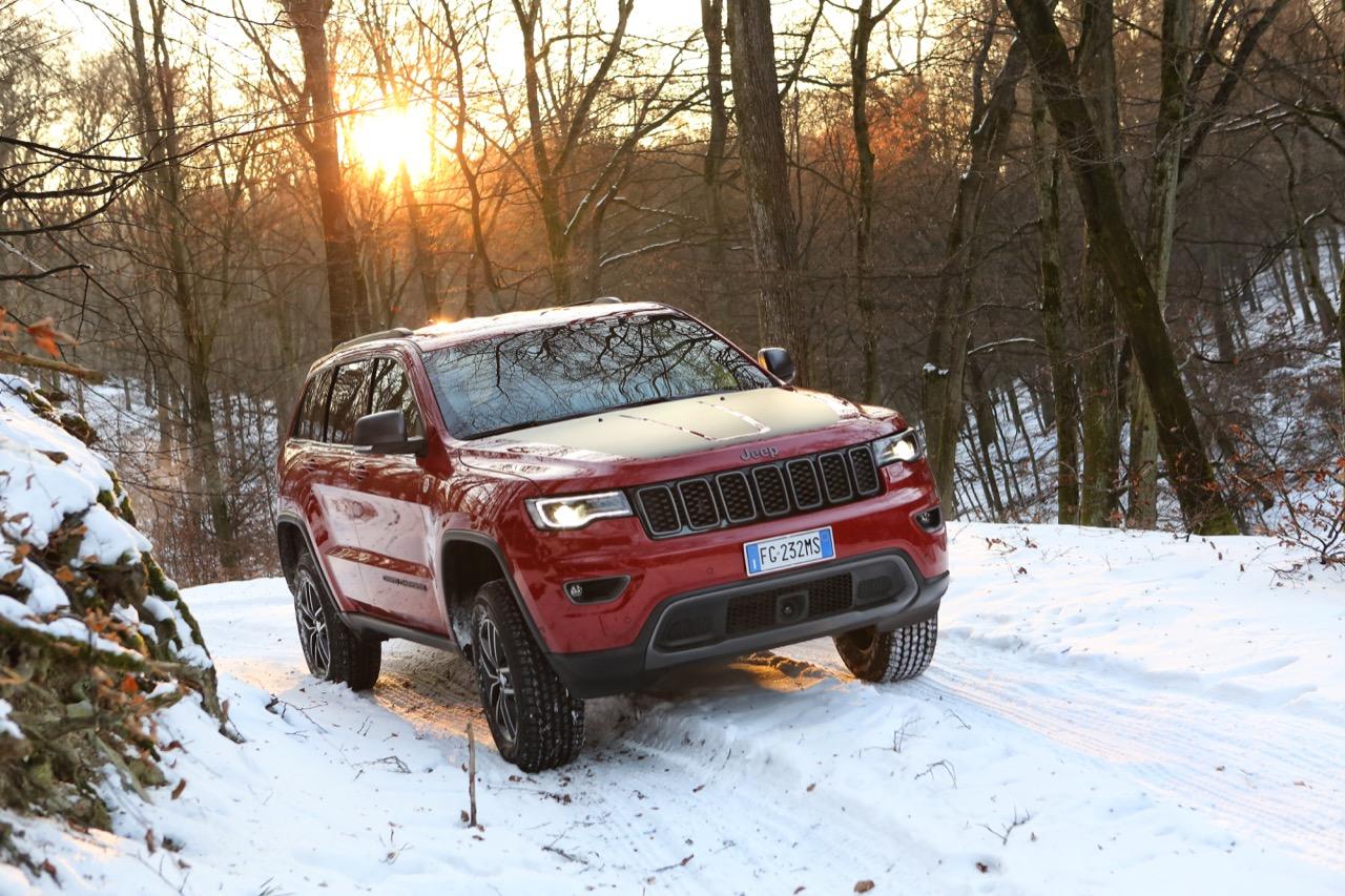 Jeep Grand Cherokee MY 2017 - nuova galleria