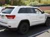 Jeep Grand Cherokee restyling foto spia agosto 2012