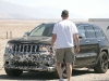 Jeep Grand Cherokee SRT8 - Foto spia 23-08-2010