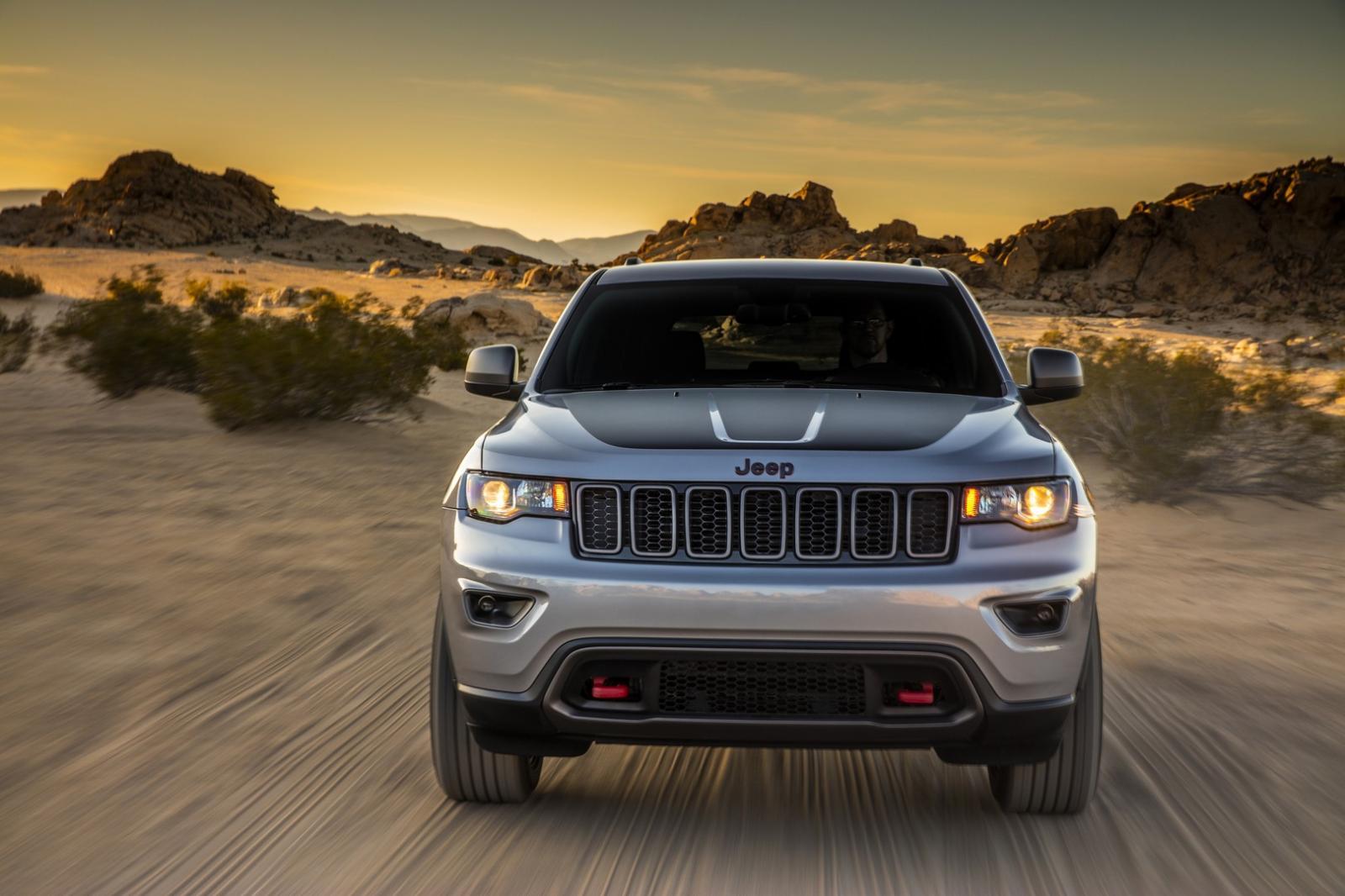 Jeep Grand Cherokee Trailhawk e Summit