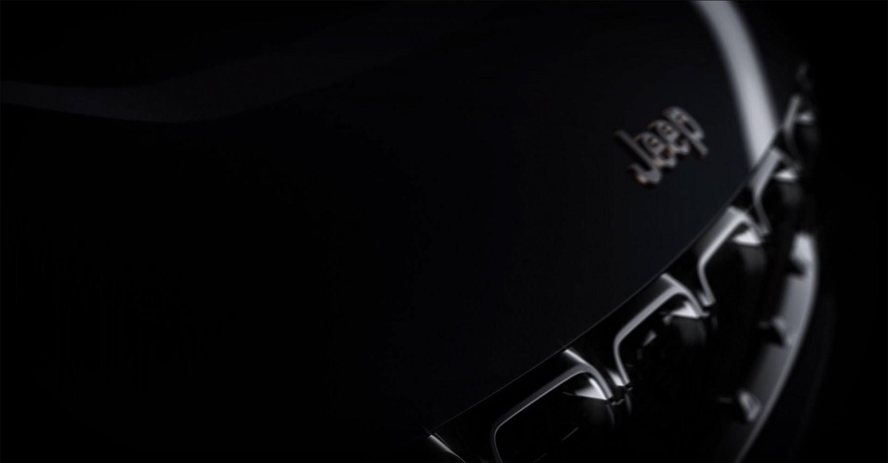 Jeep - Nuovo SUV 7 posti - Teaser