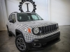 Jeep Renegade for Womanity Foundation