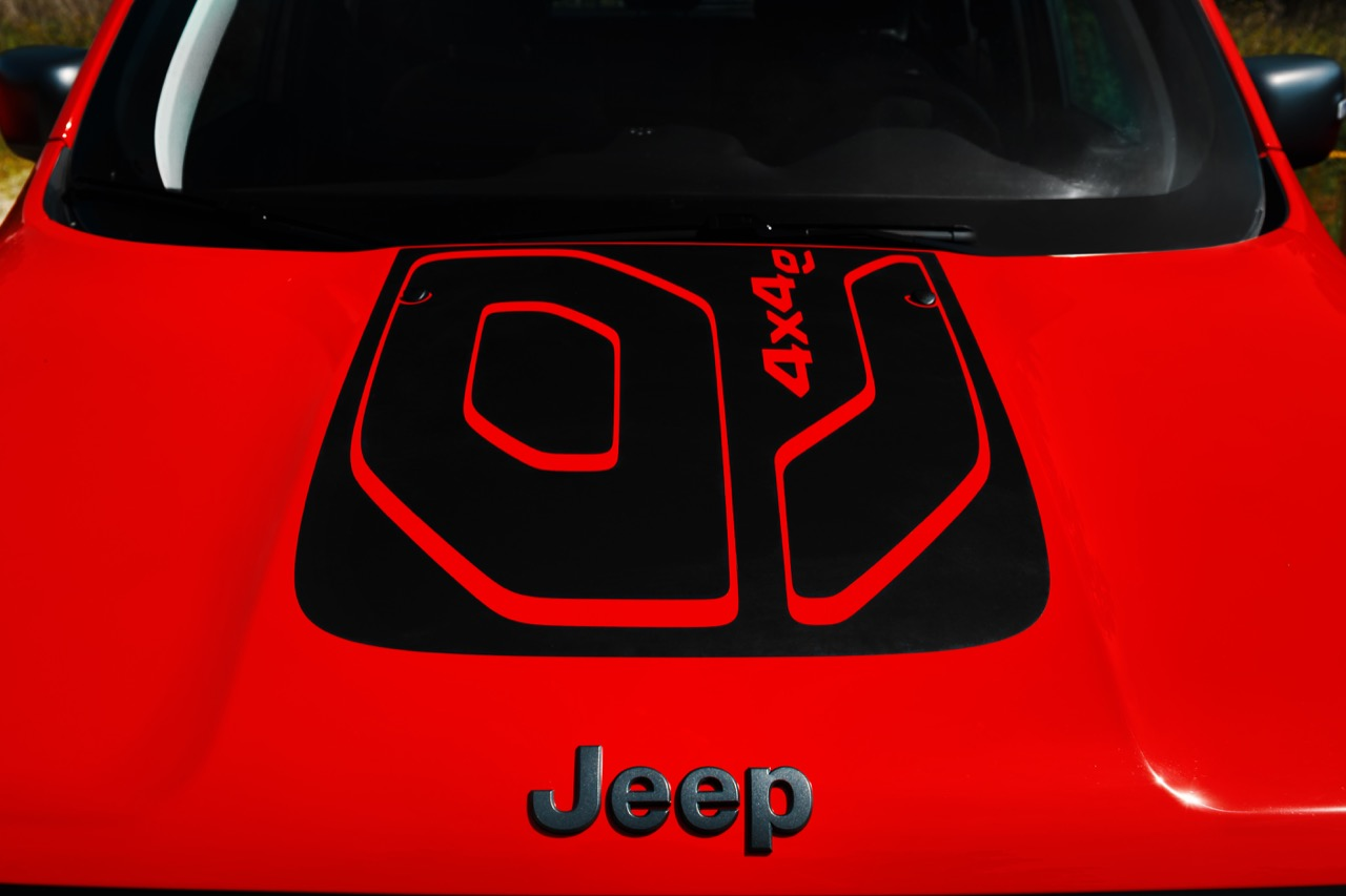 Jeep Renegade Hybrid Plug-in - Parco Valentino 2019