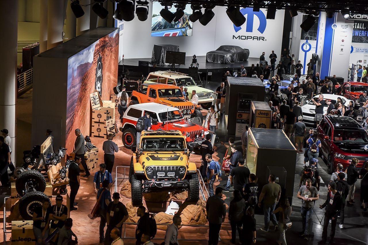 Jeep - SEMA 2018