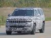 Jeep Wagoneer - Foto spia 8-10-2020