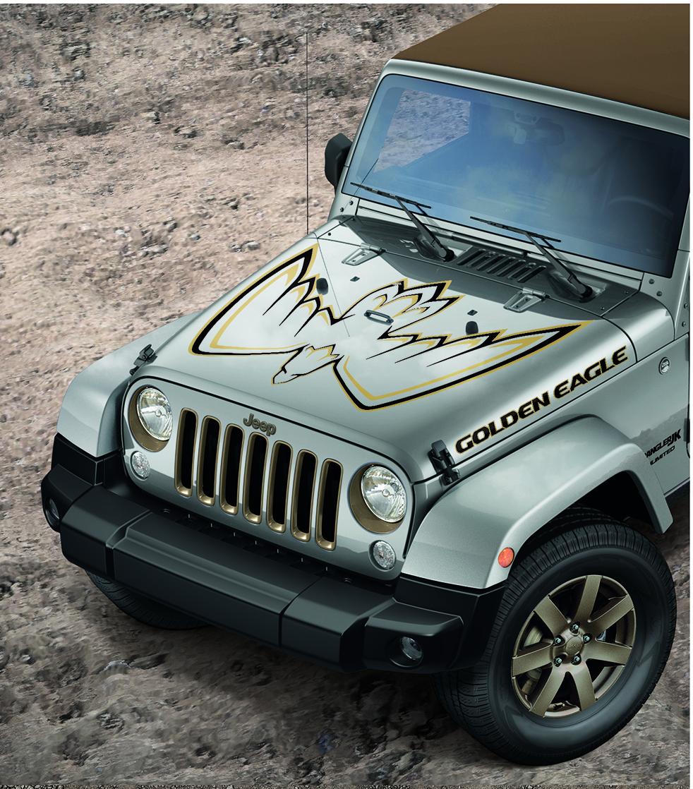 Jeep Wrangler 2018 edizioni speciali