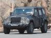 Jeep Wrangler MY 2018 foto spia 29 luglio 2018