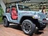 Jeep Wrangler Rubicon 10th Anniversary Edition - Salone di Los Angeles 2012