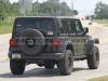 Jeep Wrangler V8 - Foto spia 22-07-2020