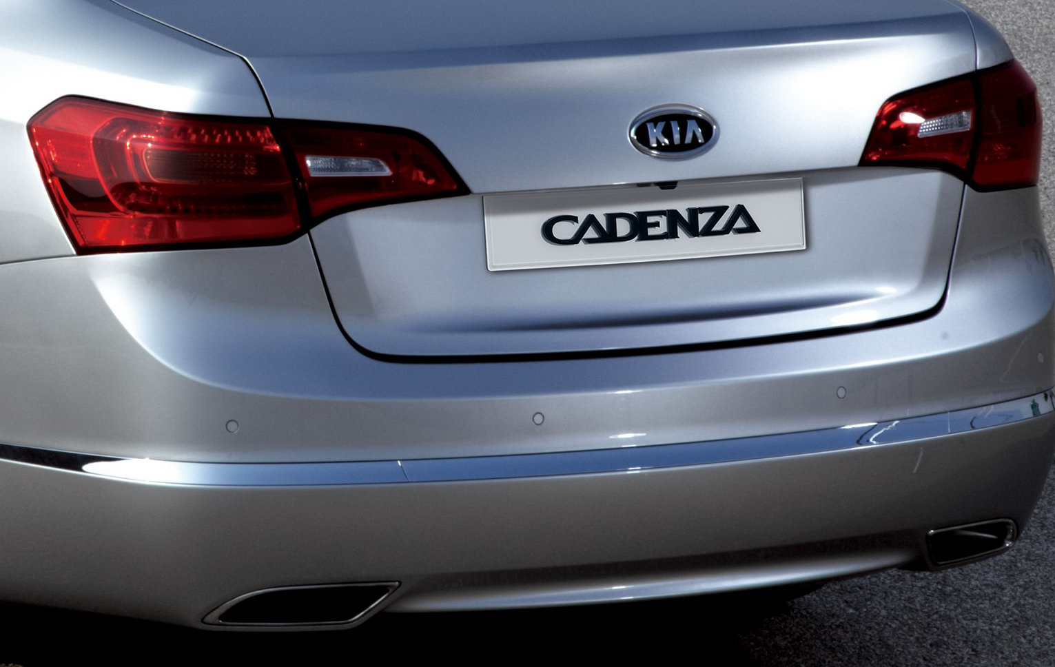 Kia Cadenza 2011 >> Kia Cadenza 2011 - Foto 14 di 21