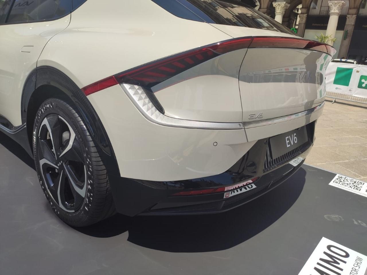Kia EV6 - MiMo 2021