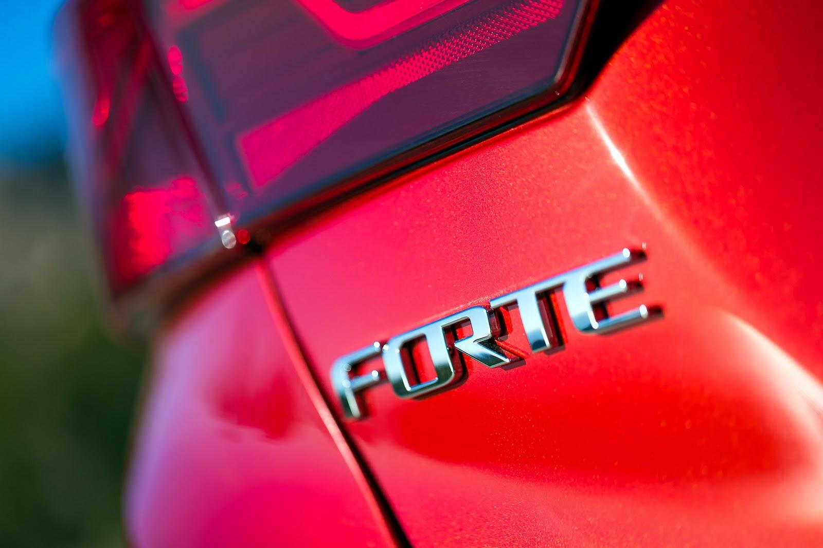 Kia Forte MY 2019