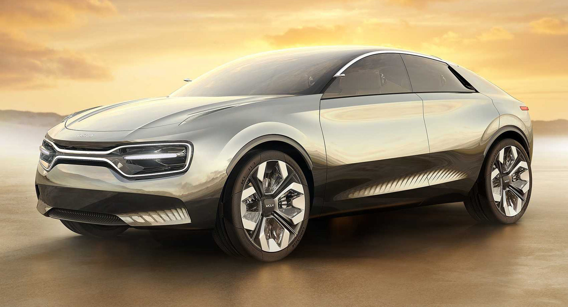Kia Imagine by Kia - Salone di Ginevra 2019