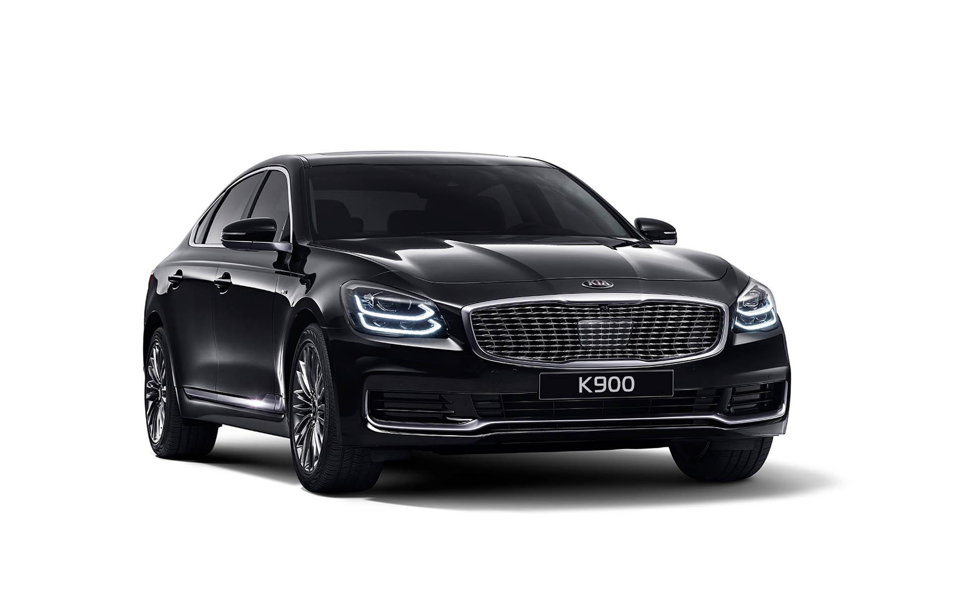 Kia K900 MY 2019 - Nuove foto leaked