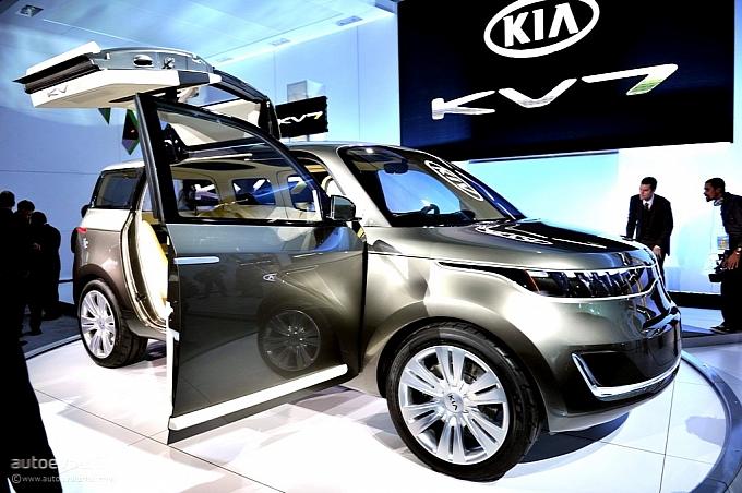 Kia KV7