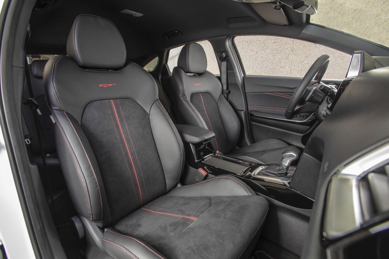 Kia Proceed GT 2019 - Test drive in Anteprima