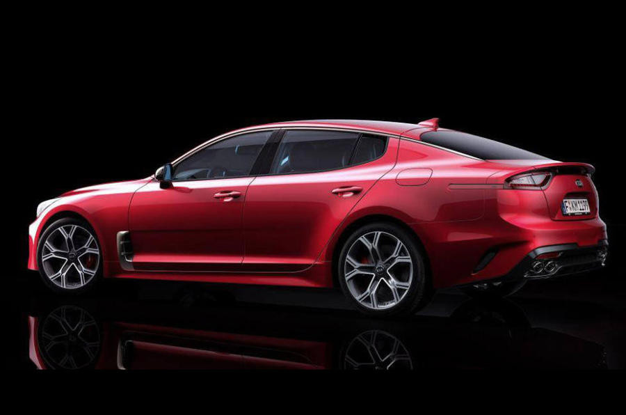 kia stinger gt 2017 4 5. Black Bedroom Furniture Sets. Home Design Ideas