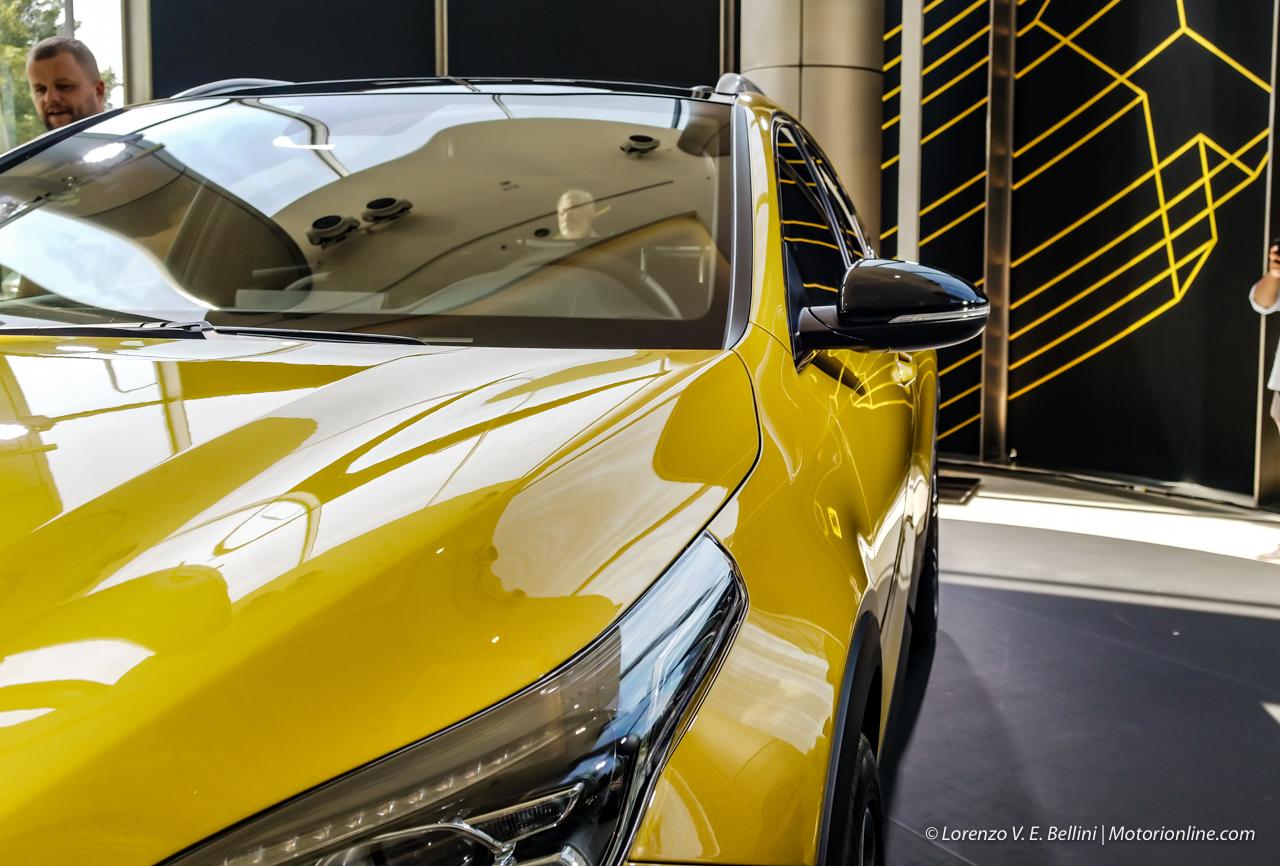 Kia Xceed - Debutto a Francoforte
