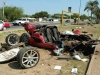 koenigsegg CCX Custom Vision incidente