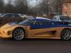 Koenigsegg - foto di un misterioso modello