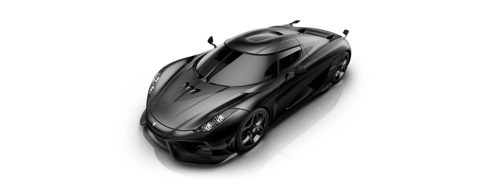 Koenigsegg Regera - Look base