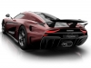 Koenigsegg Regera Red Carbon