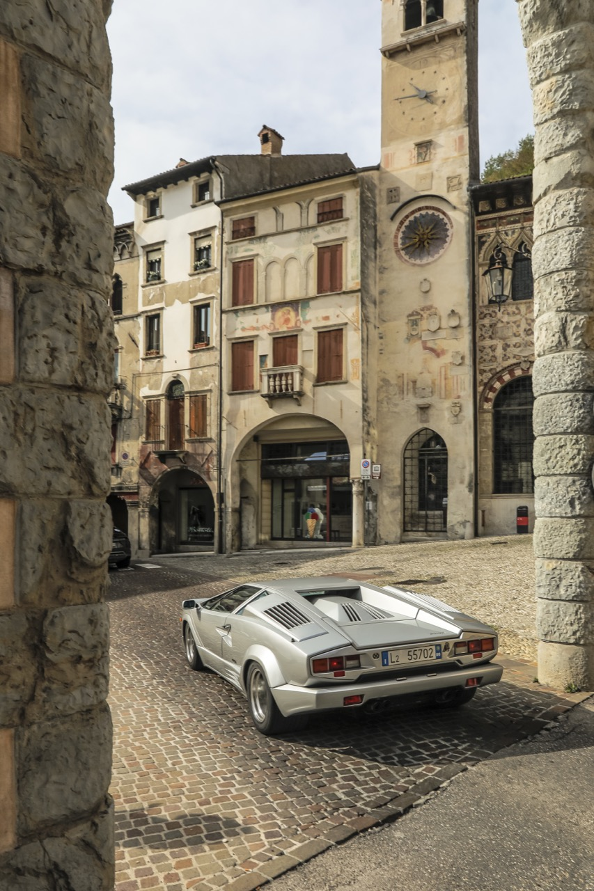 Lamborghini and Design - Concorso Eleganza 2019
