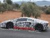 Lamborghini Aventador foto spia