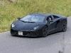 Lamborghini Aventador LP700-4 nuove foto spia