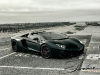 Lamborghini Aventador Roadster Matte Black by Shoreline Motoring
