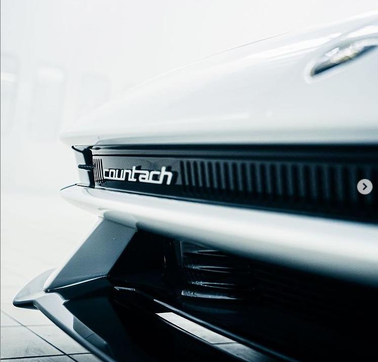 Lamborghini Countach 2021 - Teaser