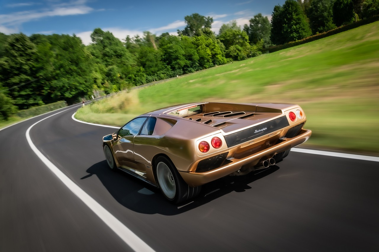 Lamborghini Diablo 30° Anniversario
