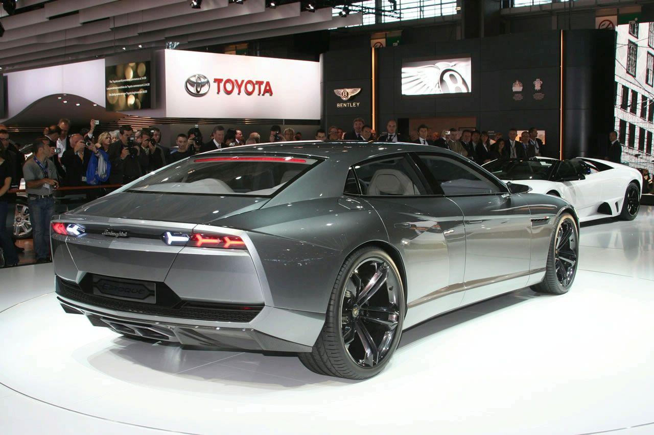 Lamborghini Estoque Concept Foto 15 Di 35