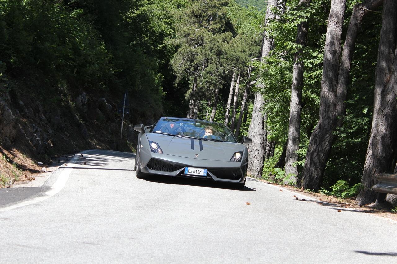 Lamborghini Gallardo LP570-4 Spider Performante