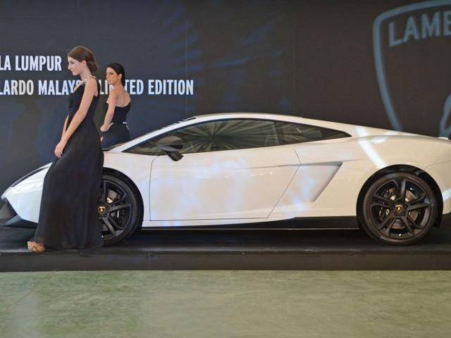 Lamborghini Gallardo Malaysia Limited Edition