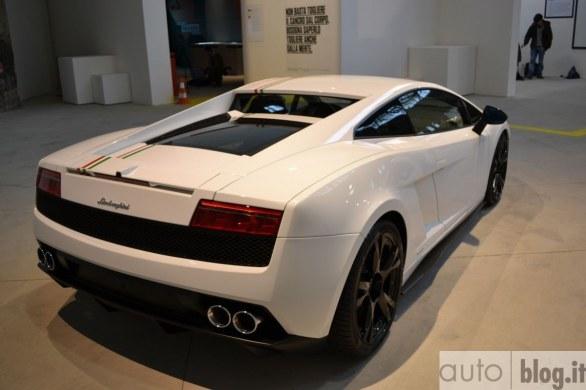 Lamborghini Gallardo Tricolore Live 4 15
