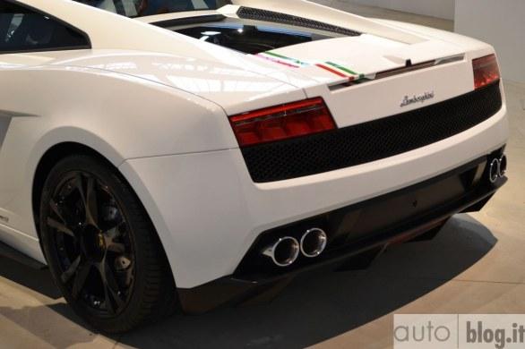 Lamborghini Gallardo Tricolore Live 2 15