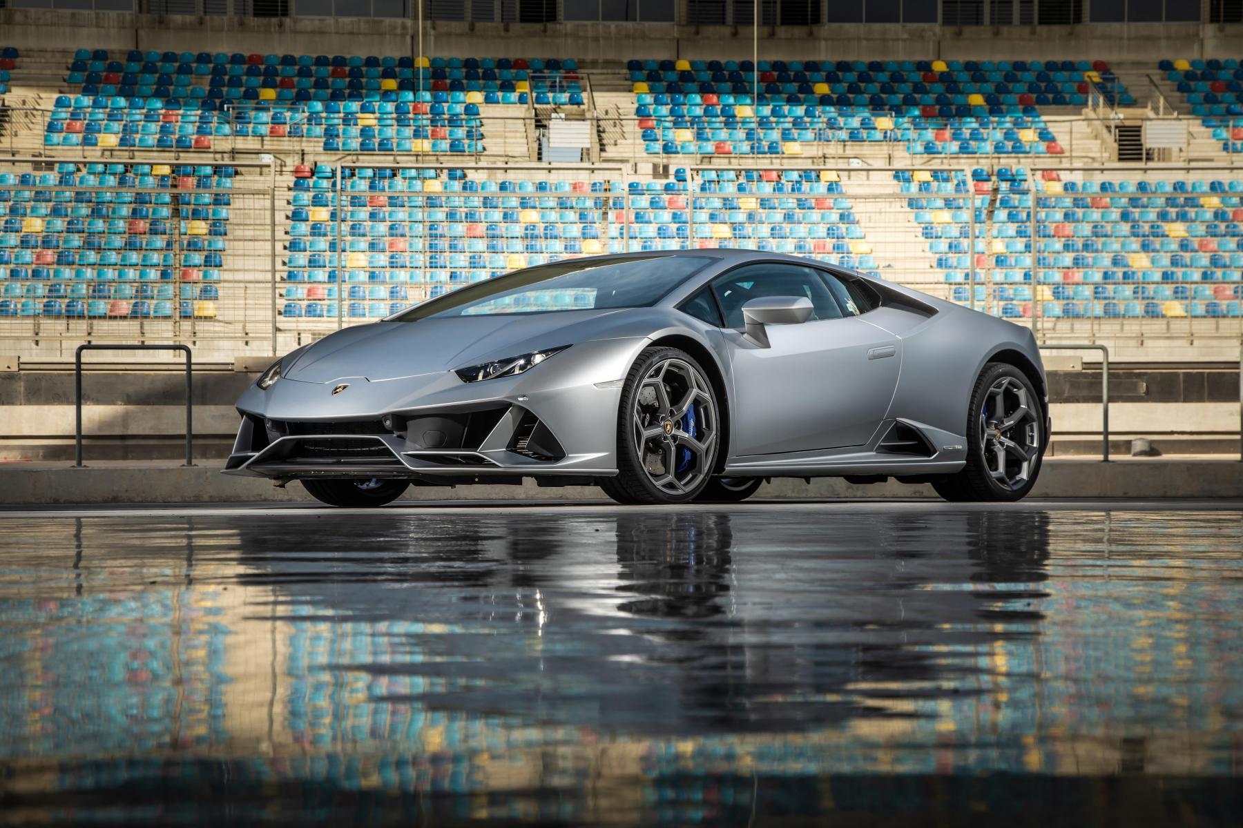 Lamborghini Huracan EVO - Amazon Alexa
