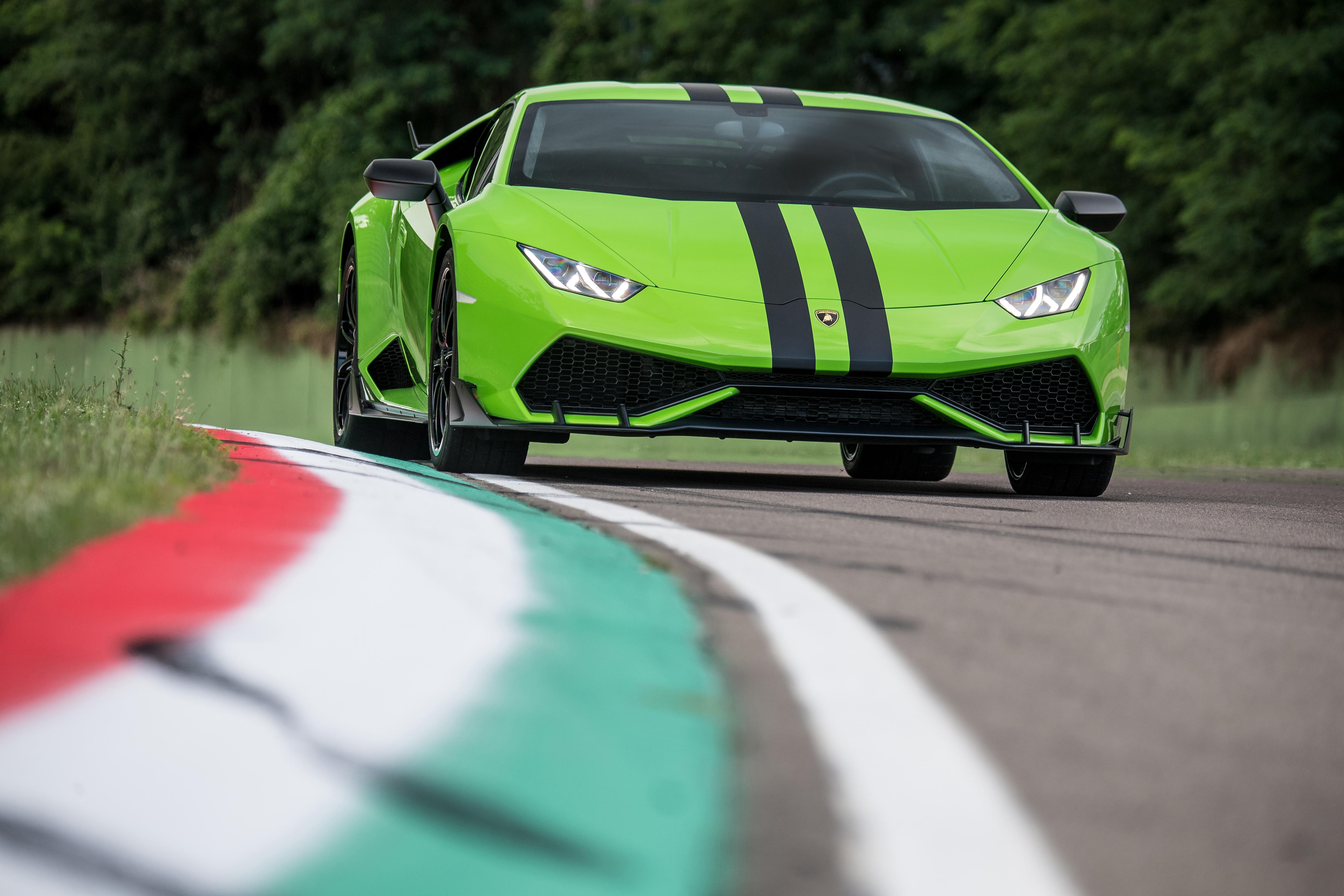 Lamborghini Huracan Foto kit post vendita