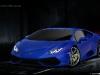 Lamborghini Huracan LP 650-4 Superleggera - Rendering